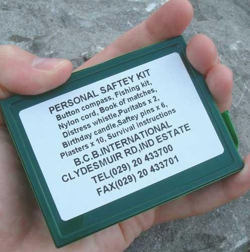 BCB Personal Safety Kit