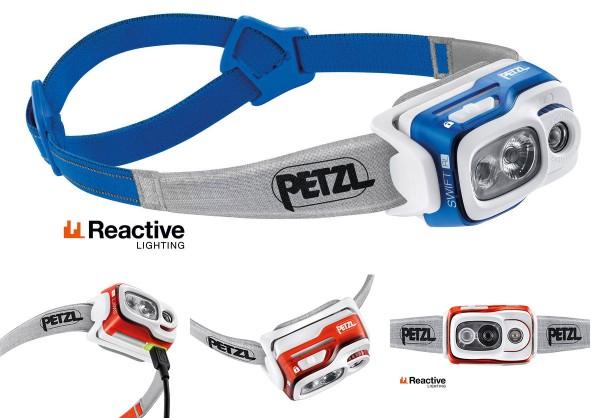 PETZL SWIFT RL - blau