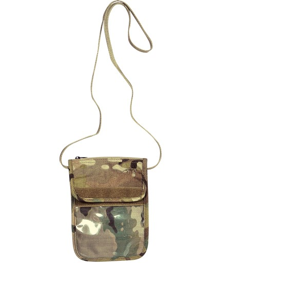 TT NECK POUCH MULTICAM