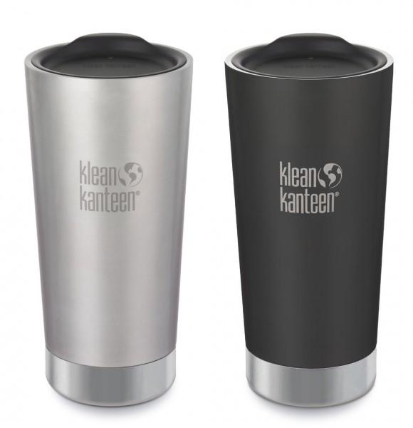 Klean Kanteen Edelstahlbecher 'Vacuum' - 0,592L