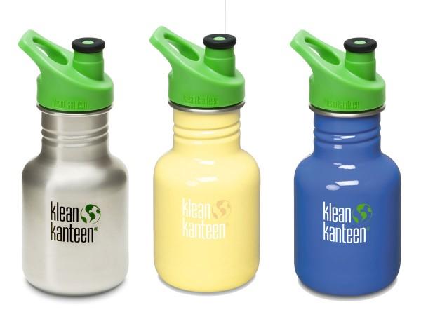 Klean Kanteen Flasche 'Kid Sport', 0,355 L