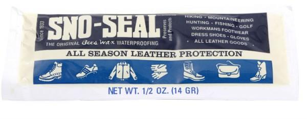 SNO-SEAL Schuhpflege Wax 15g Beutel