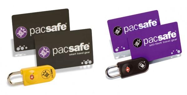 PACSAFE prosafe 750 &#8208 key-card lock
