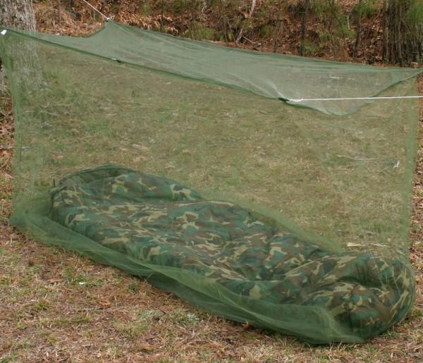 SNUGPAK Mosquito Net (Single)