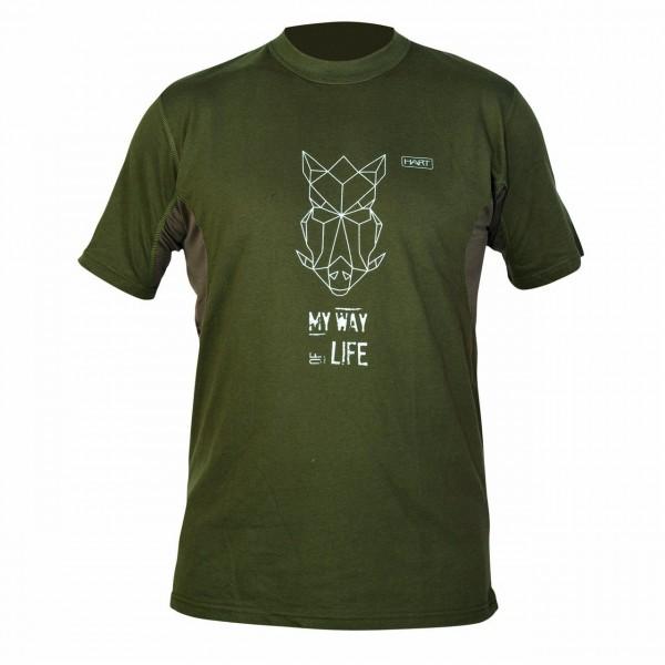HART BRANDED T-Shirt