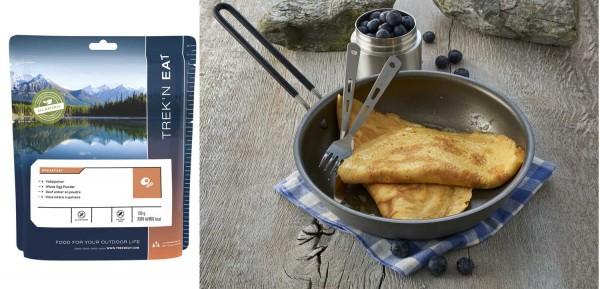 TREK'N Eat - Frühstück - Volleipulver
