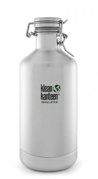 Klean Kanteen Flasche 'Growler Insulated', 1,9 L