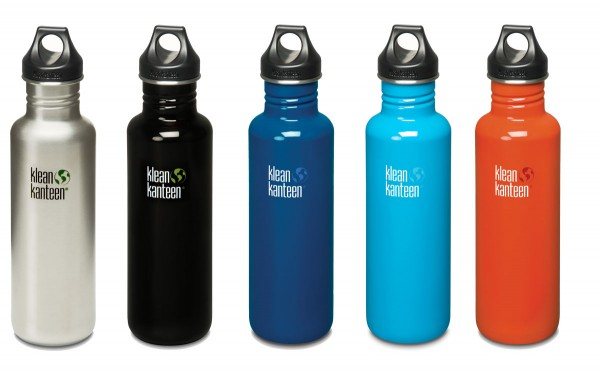Klean Kanteen Flasche 'Classic' Loop Cap, 0,8 L