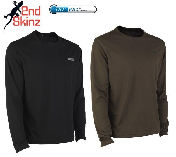 SNUGPAK 2nd Skinz Coolmax Long Sleeve Top