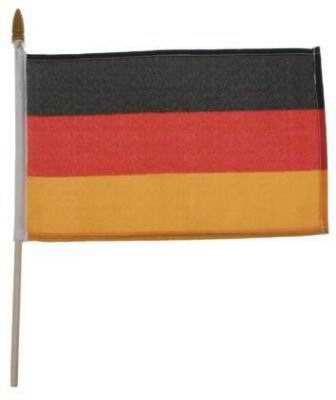Fähnchen Deutschland