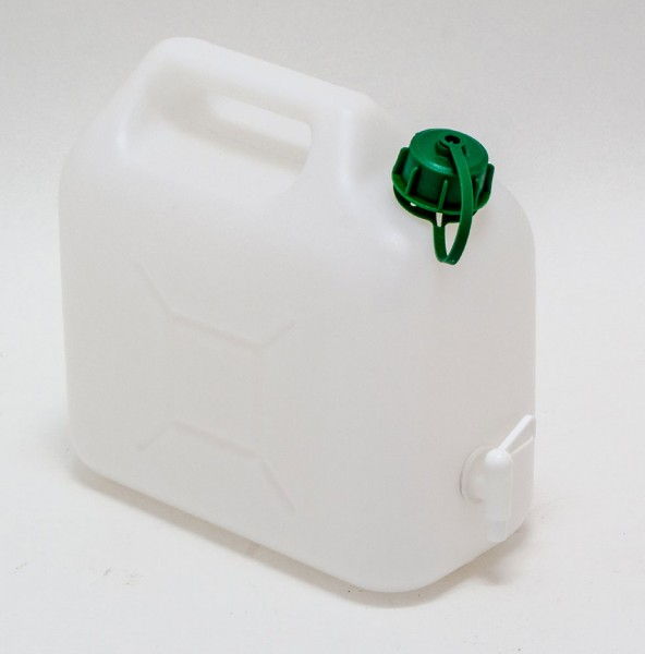 MMB Wasserkanister mit Hahn, 5 L