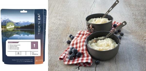 TREK'N Eat - Dessert - Milchreis Vanille
