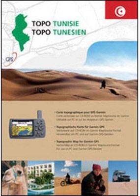 Topo TUNESIEN CD