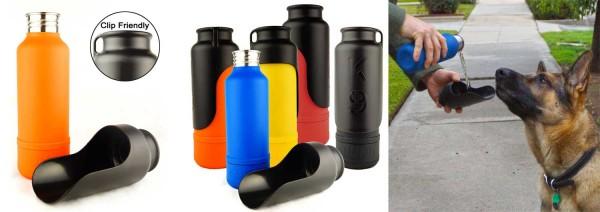 H2O4K9 Isolierende Hundewasserflasche (K9 Unit)