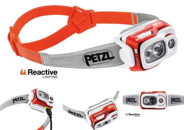 PETZL SWIFT RL - orange