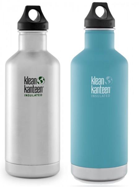 Klean Kanteen Flasche 'Classic Insulated', 0,946 L