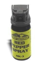 DEFTEC MK-3 RED PEPPER