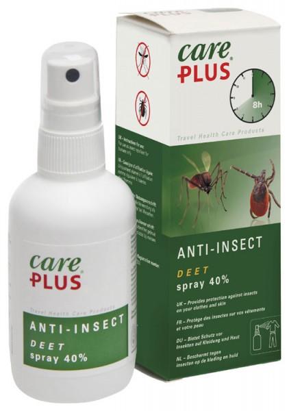 CAREPLUS Anti-Insect Deet Spray 40%