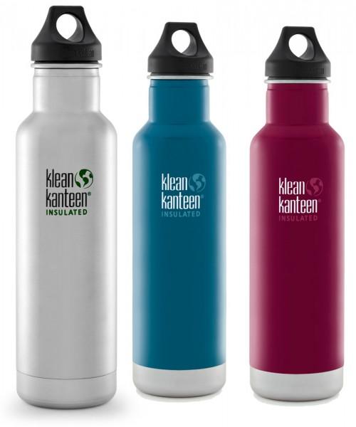 Klean Kanteen Flasche 'Classic Insulated', 0,592 L